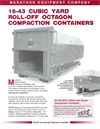 Roll Off Receiver Container Brochure