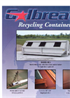 RCA Recycling Containers Brochure