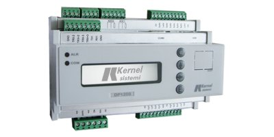 Model DP 120 - Kernel Bar Connecting PLC System with White/Black Graphic