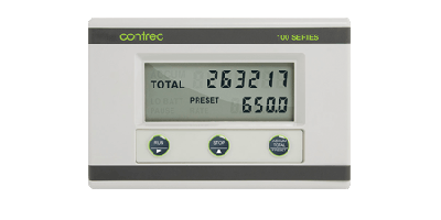 Contrec - Model 114D - Frequency/Pulse Input Batch Controller