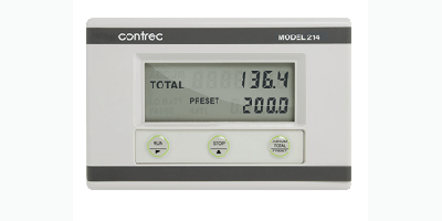 Contrec  - Model 214D - Pulse/Frequency Input ATEX Batch Controller