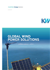 Model KW3Ex - Small Wind Turbines Brochure