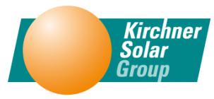 Kirchner Solar Group GmbH