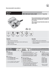 Model 2400 - Incremental Miniature Encoders  Brochure