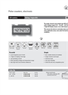 Model 190 - Single-Channel Count LED Module Brochure