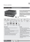 Codix - Model 565 - 6 Digits Process Controllers Brochure