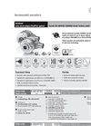 Sendix - Model SIL 5814FS2 - Incremental Encoders Brochure