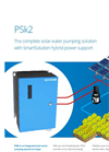 Surface Solar Pumps Brochure