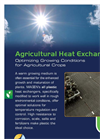 Root Zone Heating System Agrimat