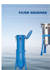 Model ESBF-200 - Single Bag Filters Brochure