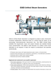 Series ESES - Unfired Steam Generators Brochure