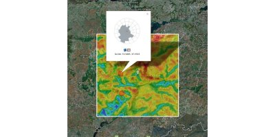 Vortex - Model MAPS - Wind Power Data Software