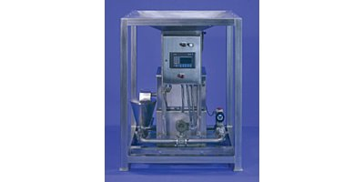 Model DB Series - Dry Polymer Preparation System