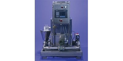 Model DH Series - Dry Polymer Preparation System
