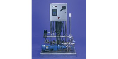 Model EA Series - Liquid Polymer Preparation System
