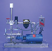Model EM Series - Liquid Polymer Preparation System