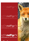 redFox Environmental Services - Catalogue