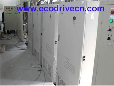 AC inverter drives for exhaust fans to reduce power consumption