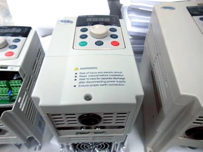 variable speed drive (VSD): output frequency: 0 - 3200 Hz