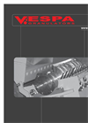 Vespa Granulators Brochure