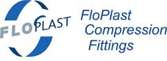 STP-FloPlast Compression Fittings