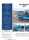 Model R77 - Portable Water Well Drilling Rig Brochure