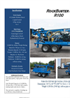 Model R100 - Portable Water Well Drilling Rig Brochure