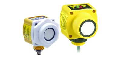 Model QT50U Series - Long Range Ultrasonic Sensors