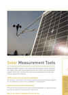 Solar Resource Assessment Systems (SRA) Brochure