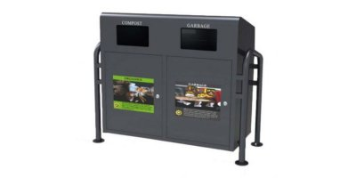 Model CAR-205 - Recycling Container