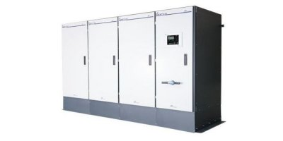 Power Electronics - Model HE Series - Solar Inverter