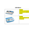 HI 83214 - COD Meter and Multiparameter Photometer for Wastewater Analysis – Brochure