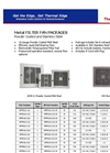 Thermal Edge - Model NE010 - Enclosure Air Conditioner Brochure