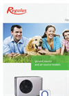Eco Air - Model 408 - Heat Pump Brochure