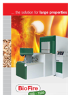 Herz BioFire - Large Scale Commercial/Industrial Boiler - Brochure
