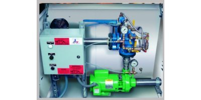 TIGERFLOW - Commercial and Industrial Irrigation Booster System