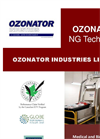 OZONATOR NG Technology Introduction 2016 Brochure