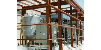 Evaporators technology for chemical industry