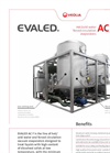 EVALED AC F Hot/Cold Water Forced Circulation Evaporators - Brochure