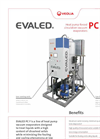 EVALED PC F Series Heat Pump Forced Circulation Vacuum Evaporators - Brochure