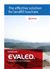 The Effective Solution for Landfill Leachate - Brochure