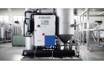 EVALED - PC F Series - Heat Pump Forced Circulation Vacuum Evaporators
