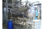 AC R Series  - Hot/Cold Water Scraped Vacuum Evaporators
