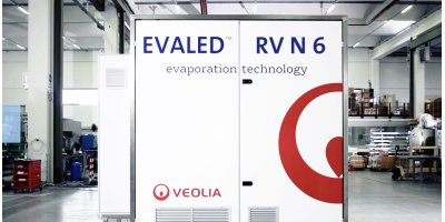 Model RV N Series - Mechanical Vapour Recompression (MVR) Natural Circulation Evaporators
