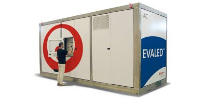 Model AC F Series - Hot/Cold Water Forced Circulation Evaporators