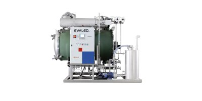Model AC R Series - Hot/Cold Water Scraped Vacuum Evaporators