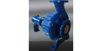 Toyo - Model DEH Series - Recessed Impeller Horizontal Slurry Pumps