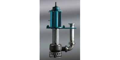 Toyo - Model DC Series - Heavy Duty Vertical Cantilever Slurry Pump