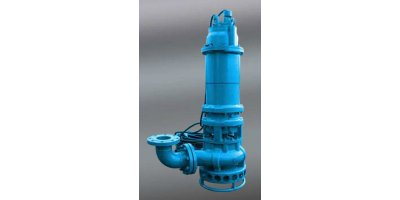 Toyo - Model DEM Series - Submersible Slurry Pumps