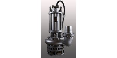 Toyo - Model DP Series - Submersible Slurry Pumps